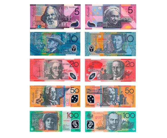 Australian dollar. Currency exchange rates in Vilnius Kaunas