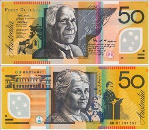 100 australijos dolerių. valiutos keitimas. valiuta24