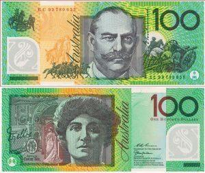 50 australiškų doleirių. Keitykla kaune valiuta24.lt