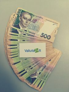 Ukrainos valiuta. Ukraina grivina UAH