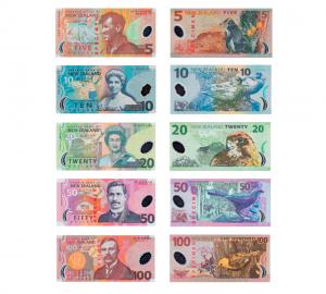 Naujosios zelandijos doleris. Zelandijos valiuta NZD