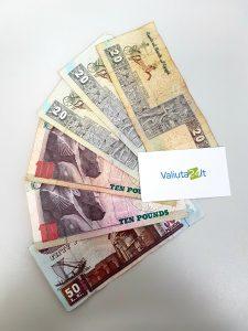 Egipto valiuta. Egipto svaro kursas EGP