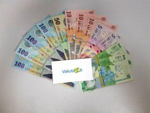 Rumunijos lėja RON. Rumunijos valiuta kursas