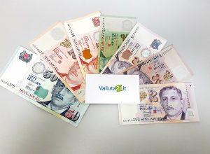 Singapūro doleris. singapūro valiutos kursas